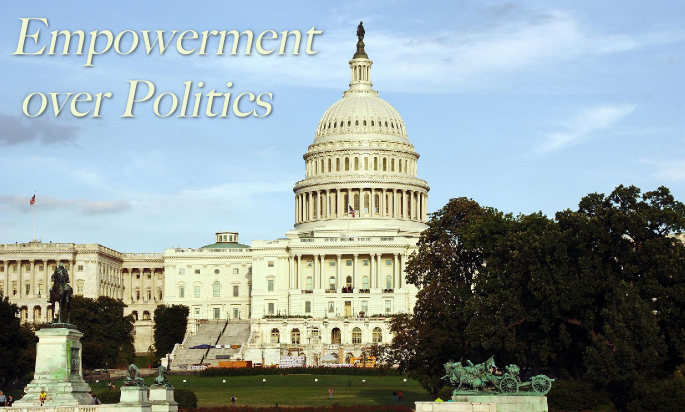 Empower over Government 1