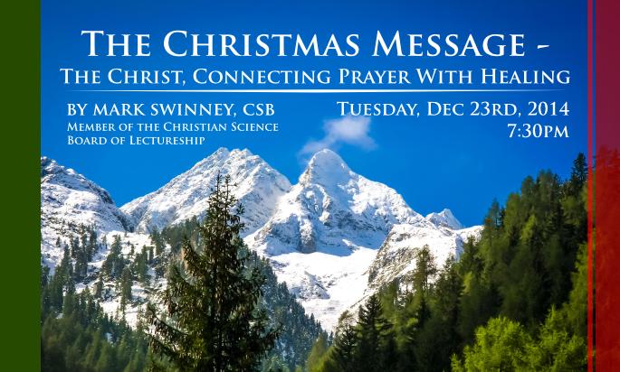 The Christmas Message