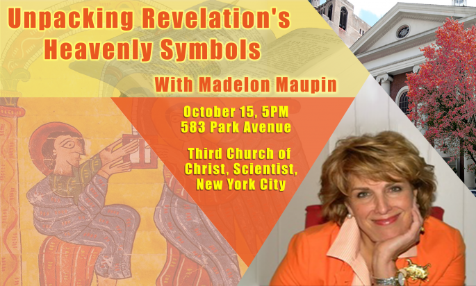 Bible Study with Madelon Maupin