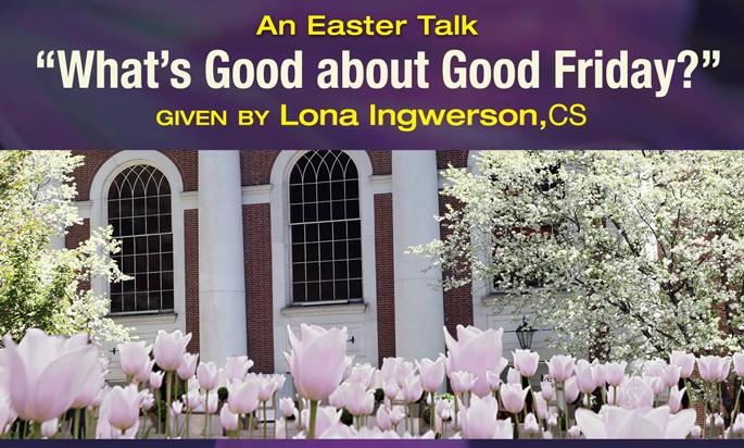 Easter Talk 2019