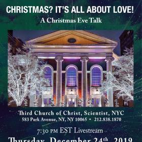 Christmas Eve Talk 2020
