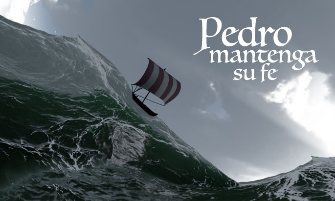 Pedro Mantenga Su Fe